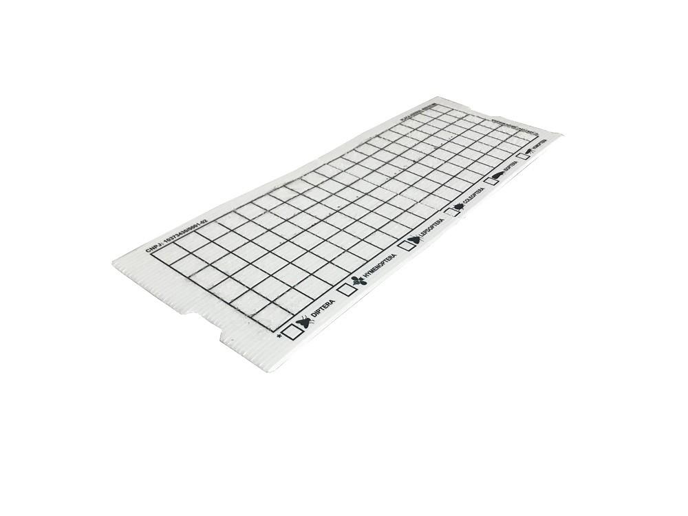 10 Placas Adesivas Refil 400x135 Para Armadilhas Luminosas