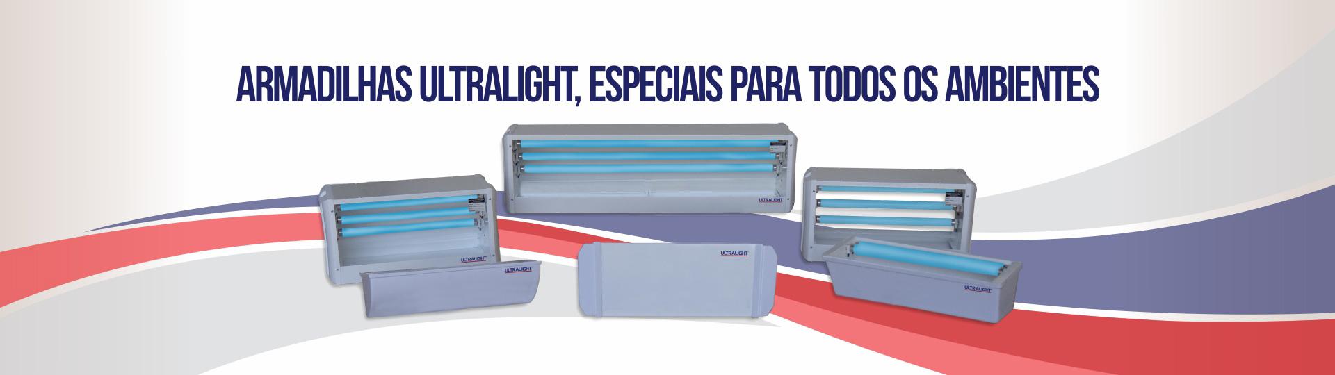 Armadilhas Ultralight