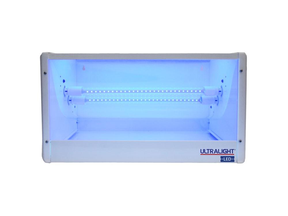 Armadilha Luminosa Adesiva Pega Moscas Mosquitos e demais Insetos Voadores LX-30 LED