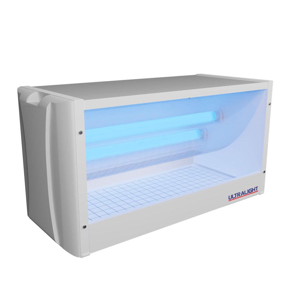 Armadilha Luminosa Adesiva Ultralight Mata Moscas LX-30