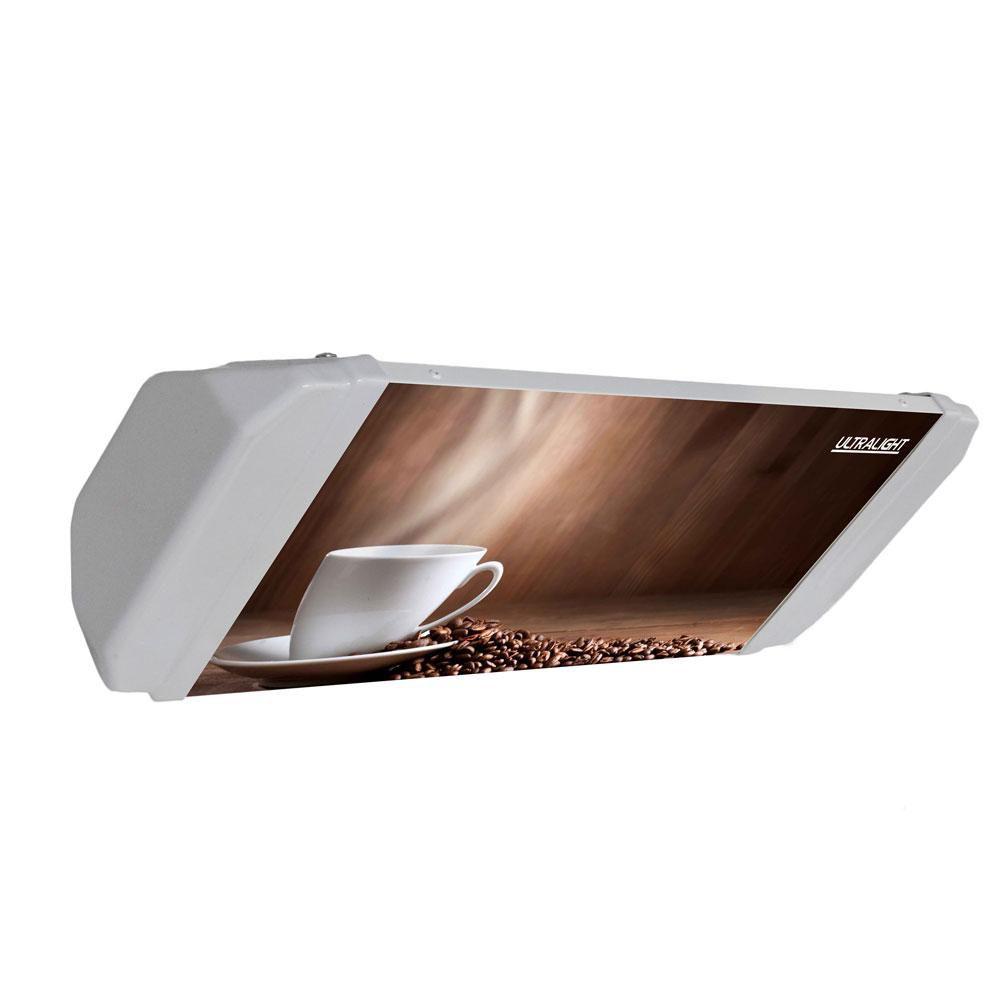Armadilha Luminosa Mata-Mosca Arandela FLEX-45 (3x15W) - Decorada