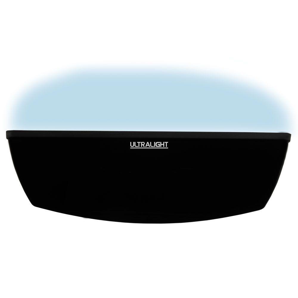 Armadilha Luminosa Ultralight Mata Mosca Maxi 30 Preto/Branco