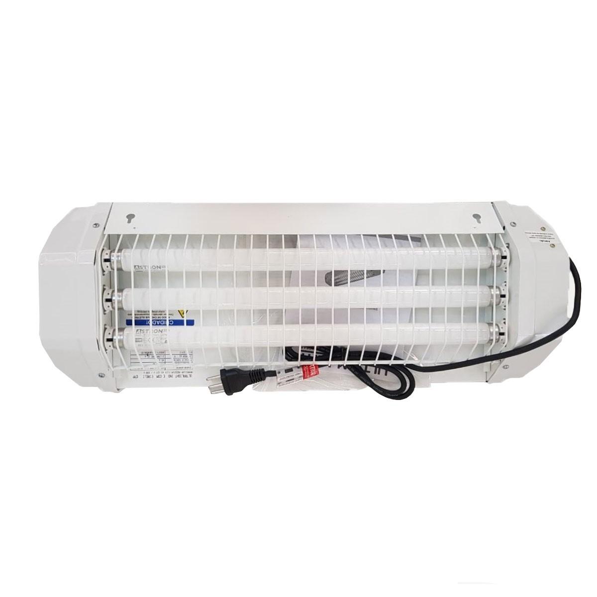 Armadilha Luminosa Ultralight Mata Moscas e Mosquitos FLEX-45