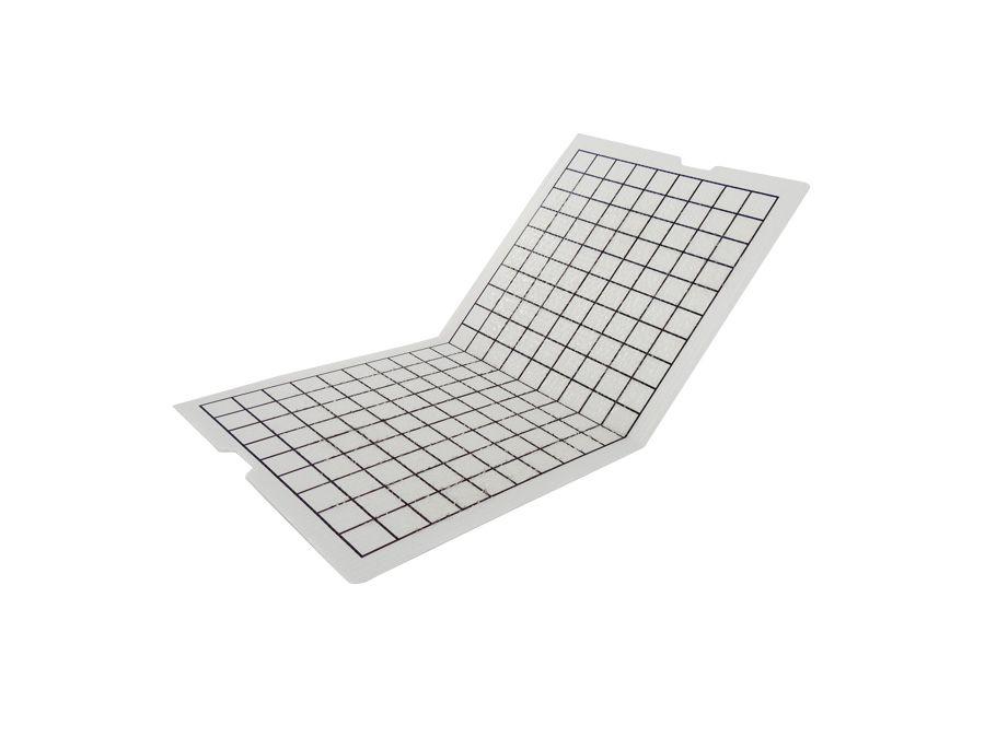 Cx 120 Unid - Placa Adesiva Refil Mata Pega Mosca 450x220 Mm