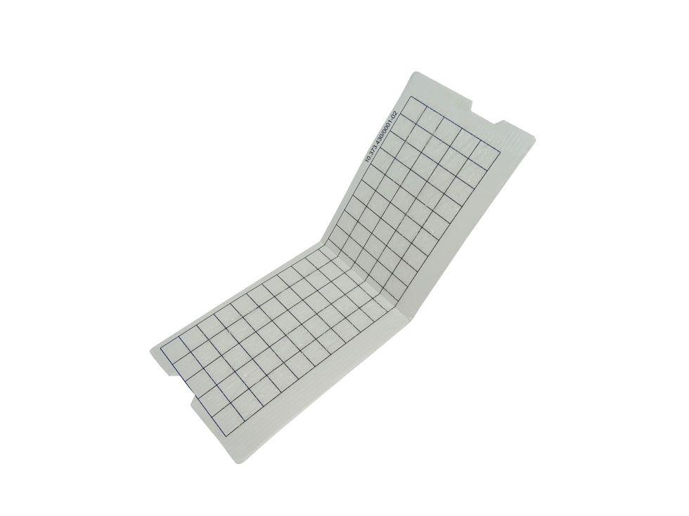 Placa Adesiva - Refil 400 x 135mm (Pacote com 120 unidades).