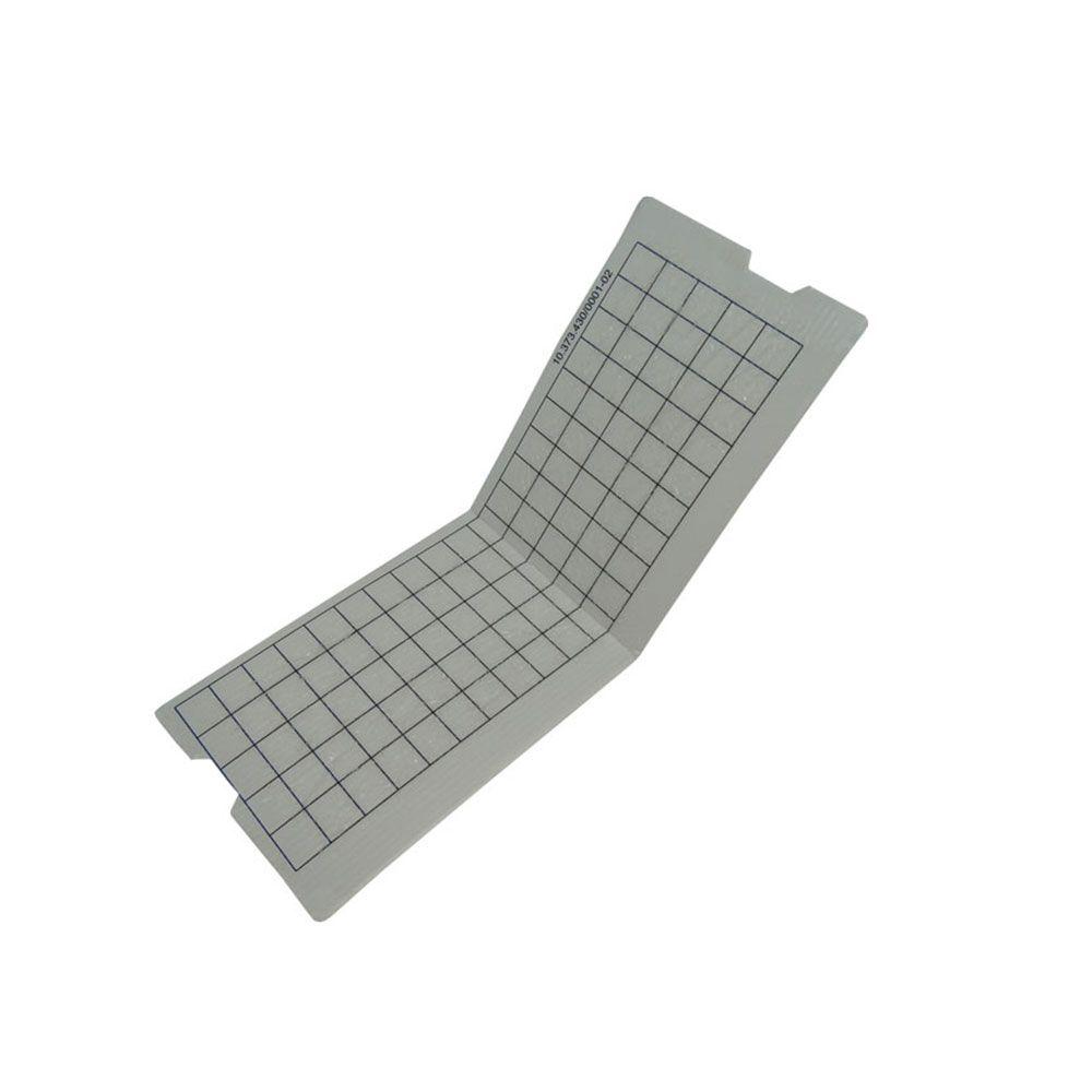 Placa Adesiva - Refil 400 x 135mm (Pacote com 60 unidades).