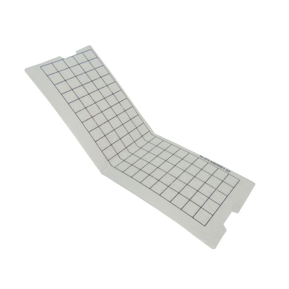Placa Adesiva - Refil 450 x 155mm (Pacote com 10 unidades)