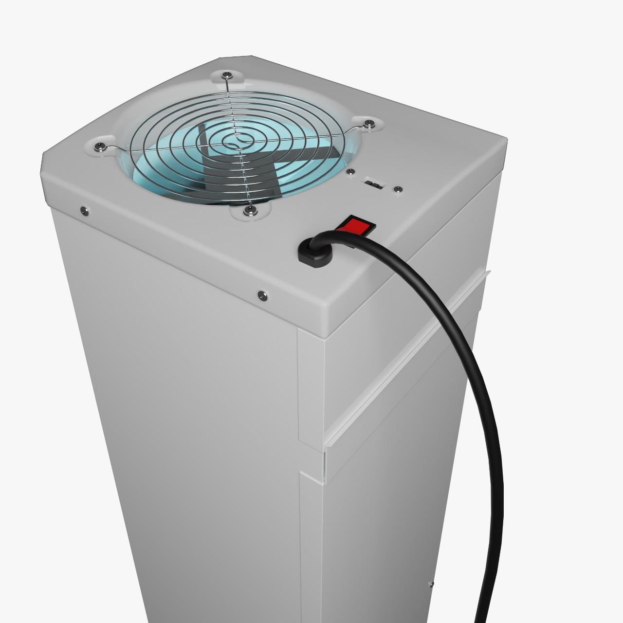 Sterilight Aero Esteriliza Vírus Bactérias Luz Uv-c + controle remoto