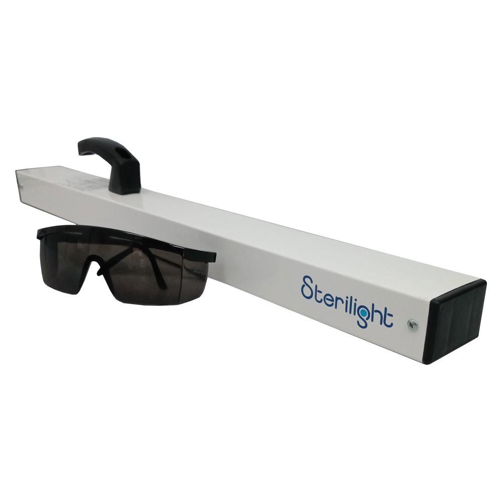 Sterilight Hand Esteriliza Vírus Bactérias Luz Uv-c + Óculos de proteção