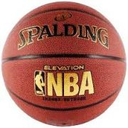 Bola Basquete Spalding NBA Elevation - Marrom