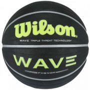 Bola Basquete Wilson Wave Phenom - Preto