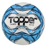 Bola Futebol De Campo Topper Slick 2020 - Azul/Preto