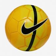 Bola Campo Nike Mercurial Fade - Laranja/Preto