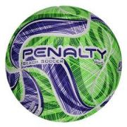 Bola Penalty Beach Soccer Pro IX Penalty - Verde/Roxo