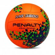 Bola Vôlei Penalty MG 3600 - Laranja
