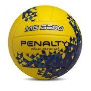 Bola Vôlei Penalty MG 3600 - Amarela