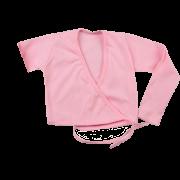 Bolero de Ballet Infantil - Rosa