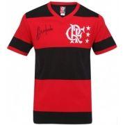 Camisa Flamengo Braziline Libertadores de 81 - Andrade