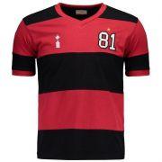 Camiseta Flamengo Libertadores 1981 - Adulto