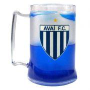 Caneca Gel Avaí Escudo - Azul