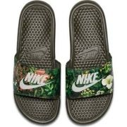 Chinelo Nike Benassi Just Do It Print Feminino