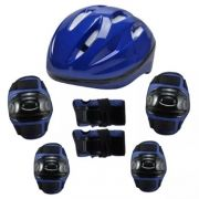 Kit Super Proteção Bel Sports - Azul