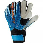 Luva de Goleiro Penalty Delta Training VIII - Adulto - Azul/Branco