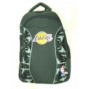 Mochila NBA Lakers I Simple - Cinza