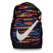 Mochila Nike Brasilia 18L - Unissex - Preto Color