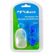Protetor de Ouvido Anatômico Poker -