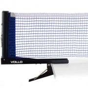 Rede e Suporte para Tênis de Mesa Vollo - Ping Pong