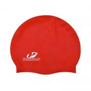 Touca Para Natação Hammerhead Slim Cap Vermelha