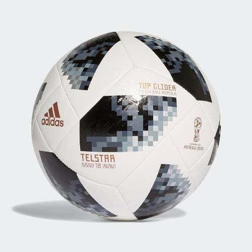 Bola Campo Adidas Copa do Mundo Telstar 18 Top Glider