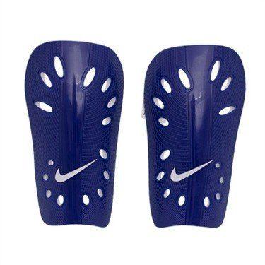 Caneleira Nike J Guard Azul Tamanho G
