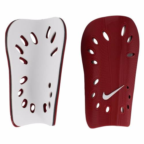 Caneleira Nike J Guard Vermelha Tamanho G