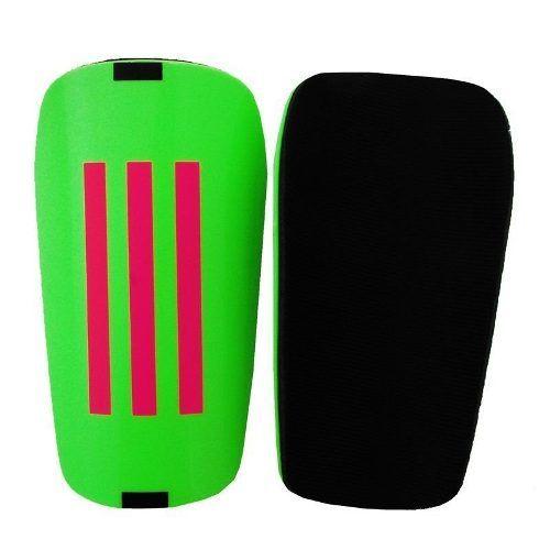 Caneleira adidas 11 Lesto Verde/rosa Tamanho G