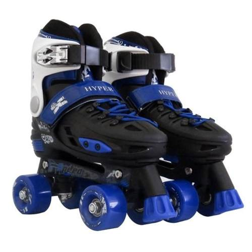 Patins Hyper Sports Speed Quad Modelo 1006 34 Ao 37