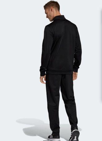 Agasalho Adidas Mts Basics DV2470- Masculino -Preto