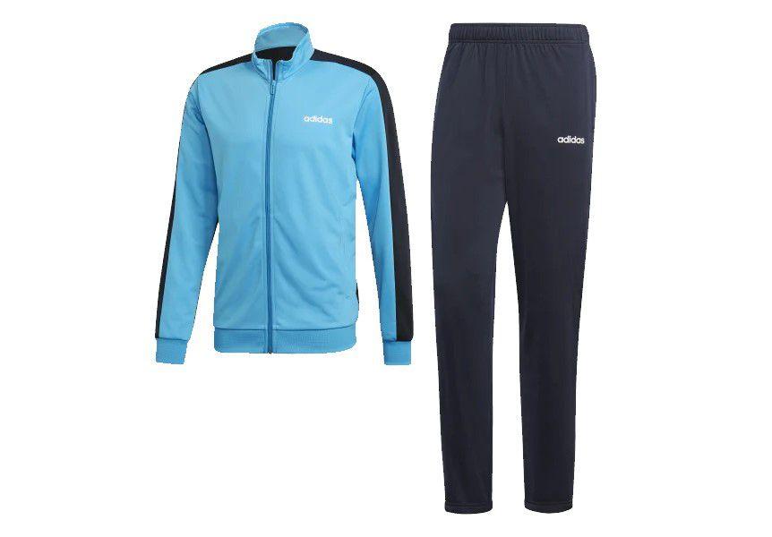 Agasalho Adidas Mts Basics Masculino - Azul e Marinho
