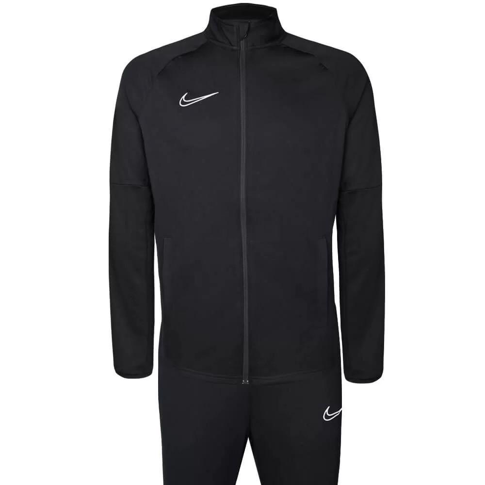 Agasalho Nike Dri-Fit Academy  Masculino - Preto e Branco