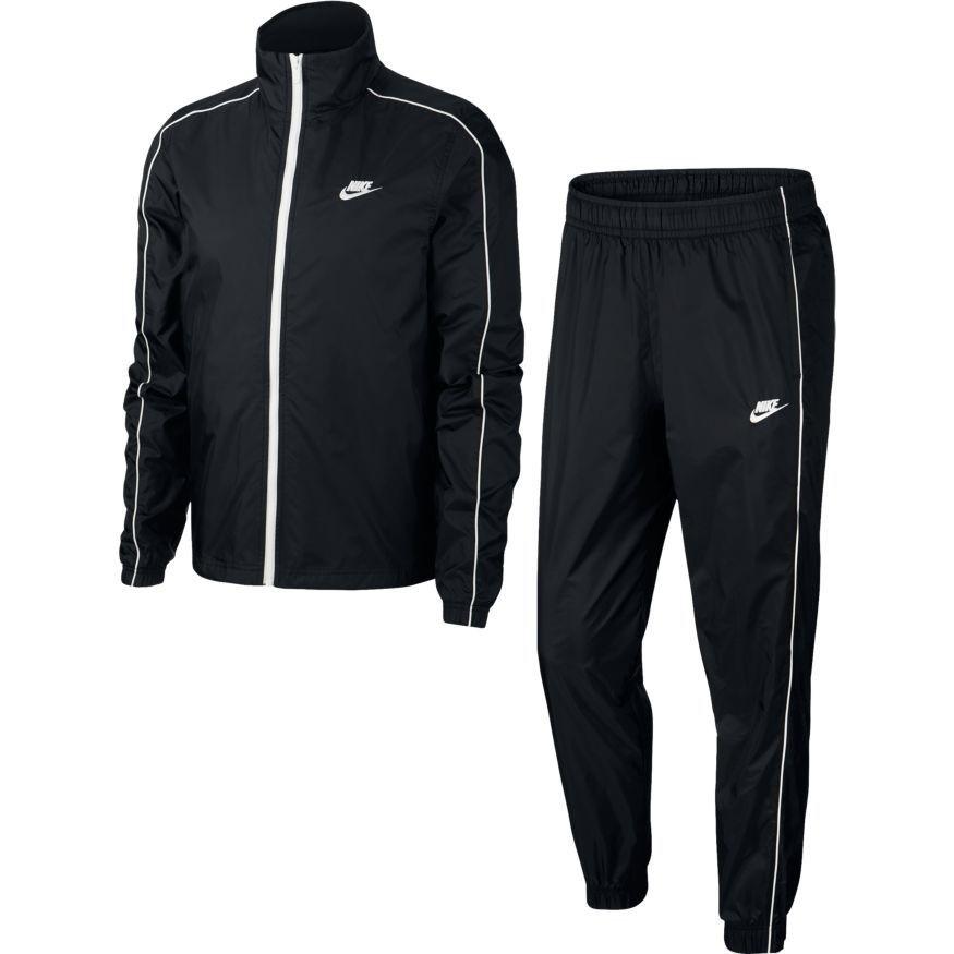 Agasalho Nike Track Suit Basic Masculino - Preto