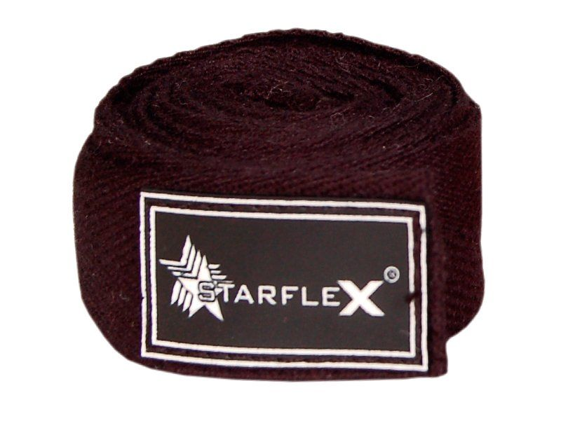 Bandagem Starflex 25mm Preta