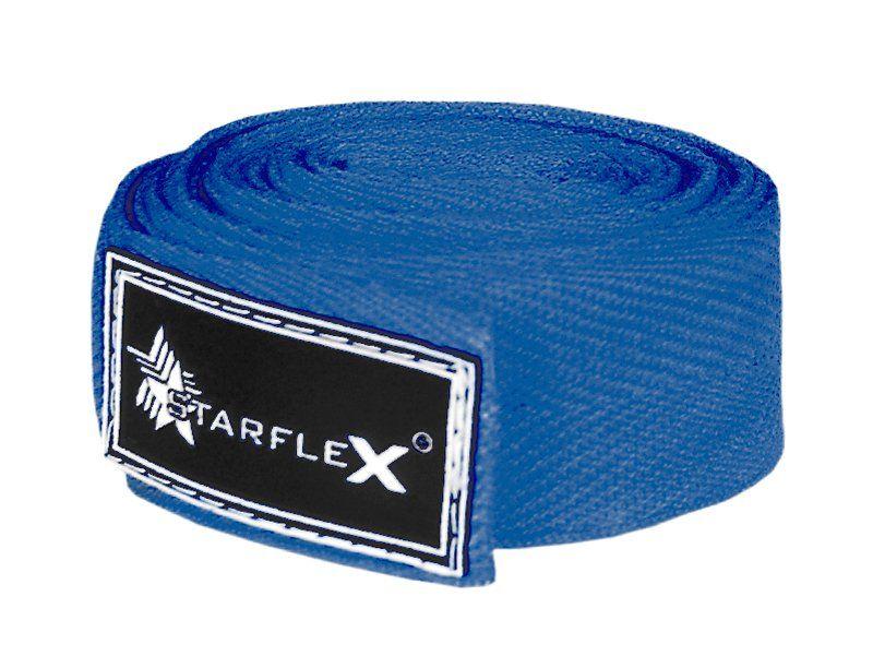 Bandagem Starflex 40mm Azul