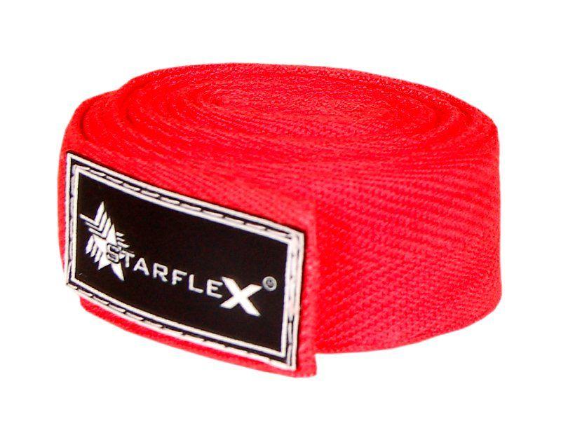 Bandagem Starflex 40mm Vermelha