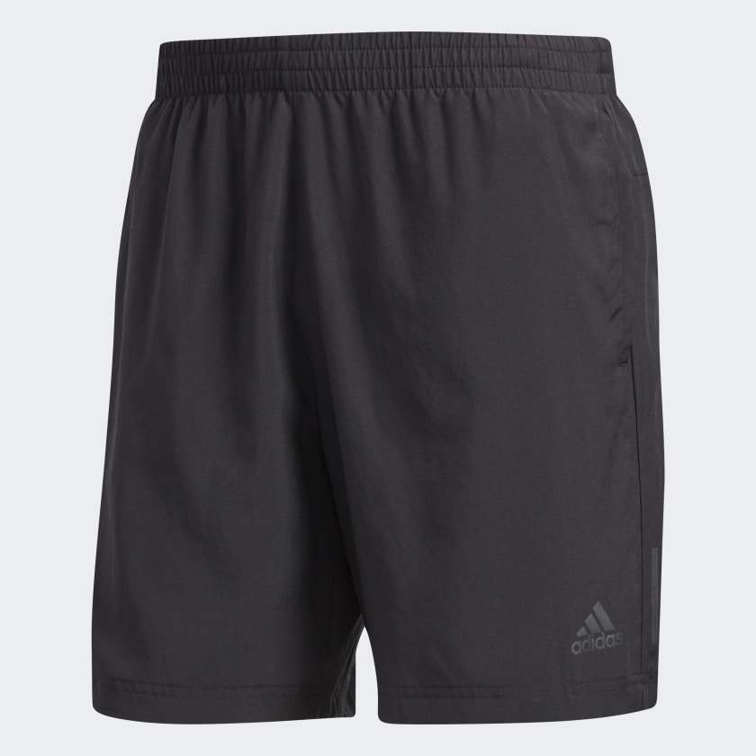 Bermuda Adidas Run It Masculina - Preta