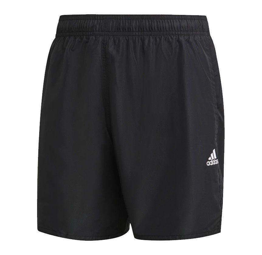 Bermuda Natação Adidas Solid Masculina - Preta
