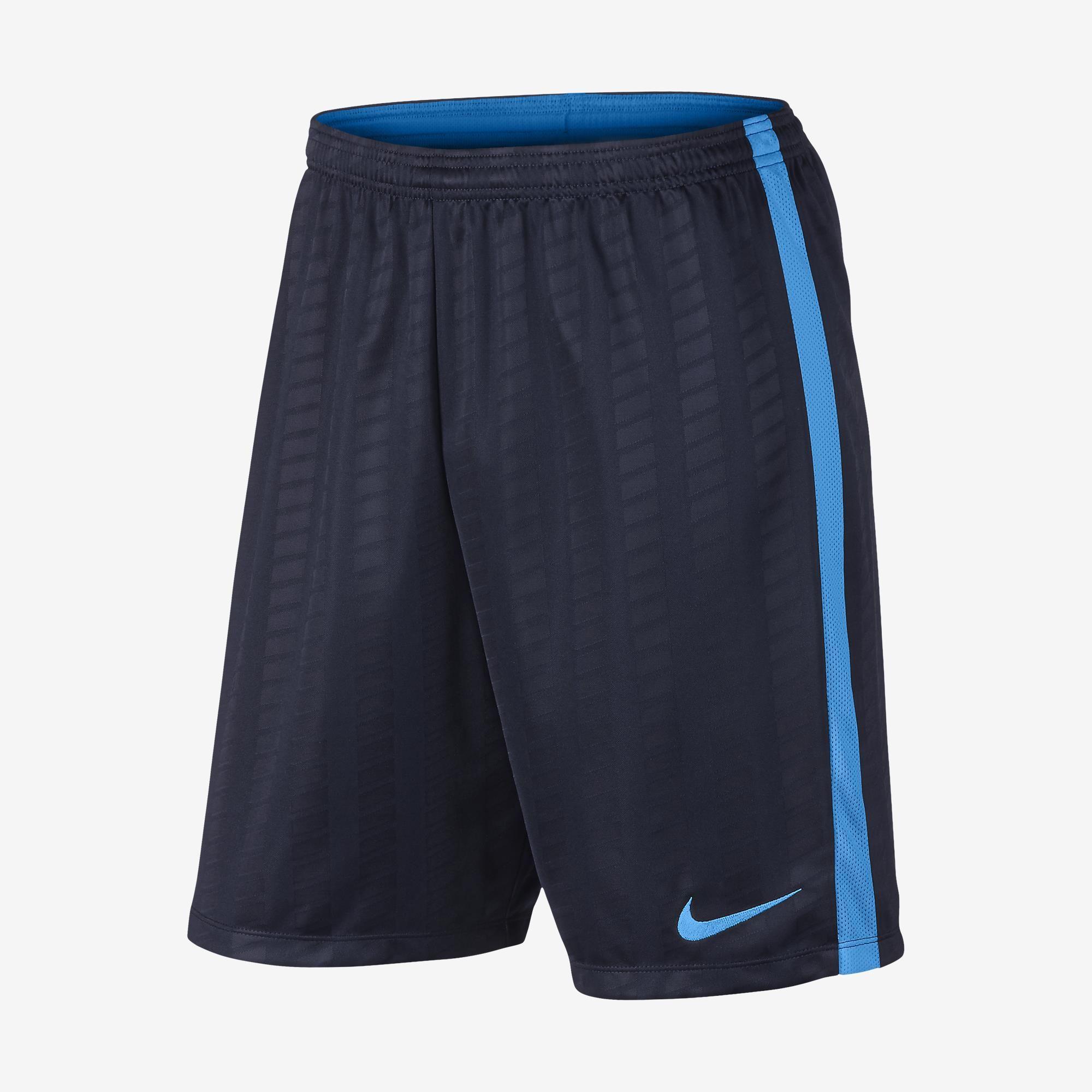 Bermuda Nike Academy Jacquard -  Masculino - Marinho