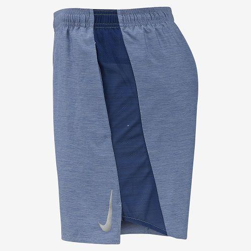 Bermuda Nike Challenger Masculino - Azul