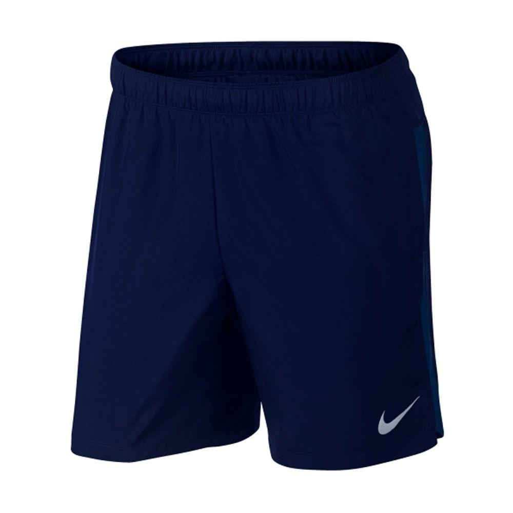 Bermuda Nike Challenger Short Masculino - Azul Marinho