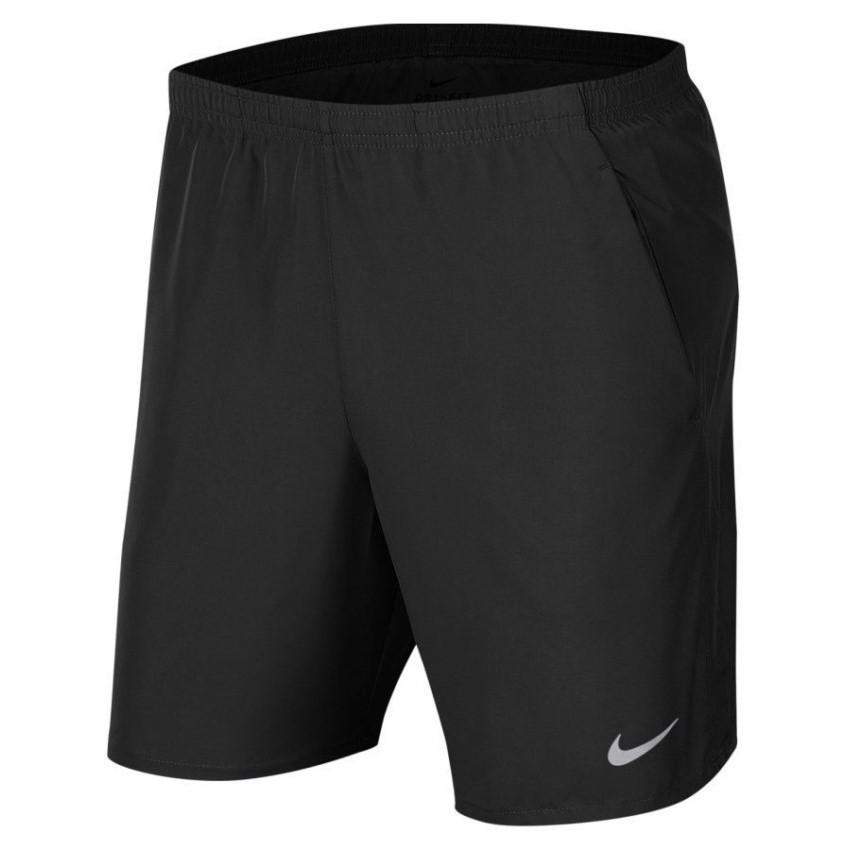 Bermuda Nike Run 7 Masculina - Preta
